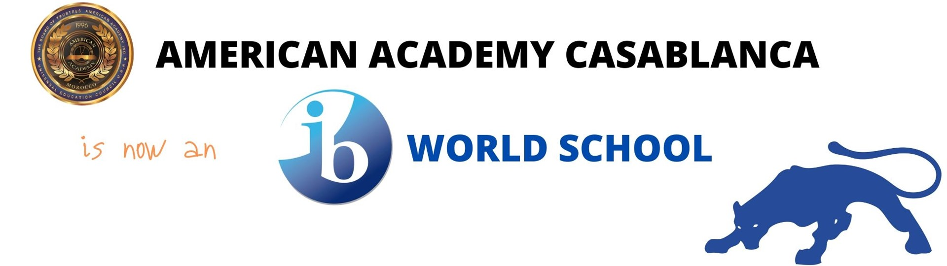 AAC is now IB world school